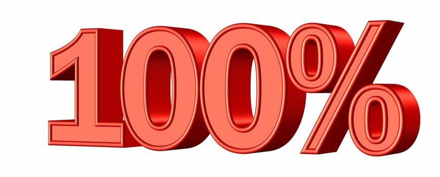 Hipoteca al 100%