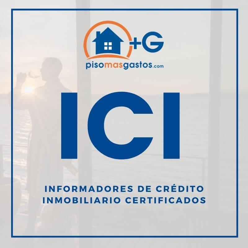 Informadores crédito inmobiliario en Benidorm