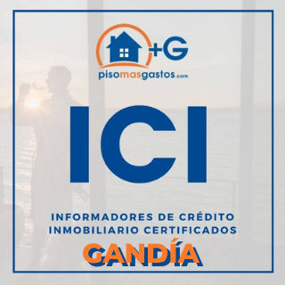Informadores en crédito Inmobiliario Gandía