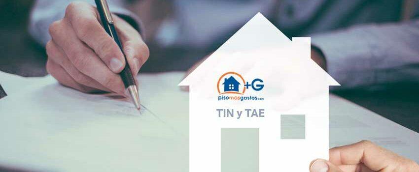 qué significa TIN y TAE